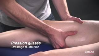 Se masser pour une meilleure récupération après l'effort : le massage des cuisses // Aptonia