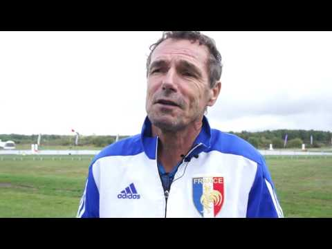 Championnat de France de PSV  Interview Philippe Schorno