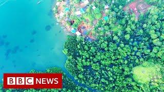 The battle to mine Indonesia's 'gold island' Sangihe - BBC News