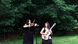 A Thousand Years - Ariana Strings Violin and Guitar duet
