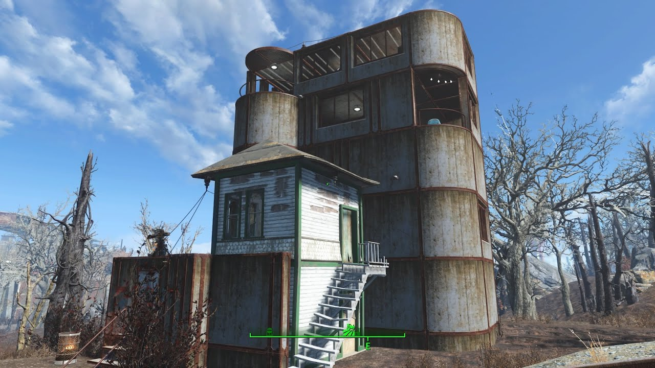 Orberland Station Fallout  Build