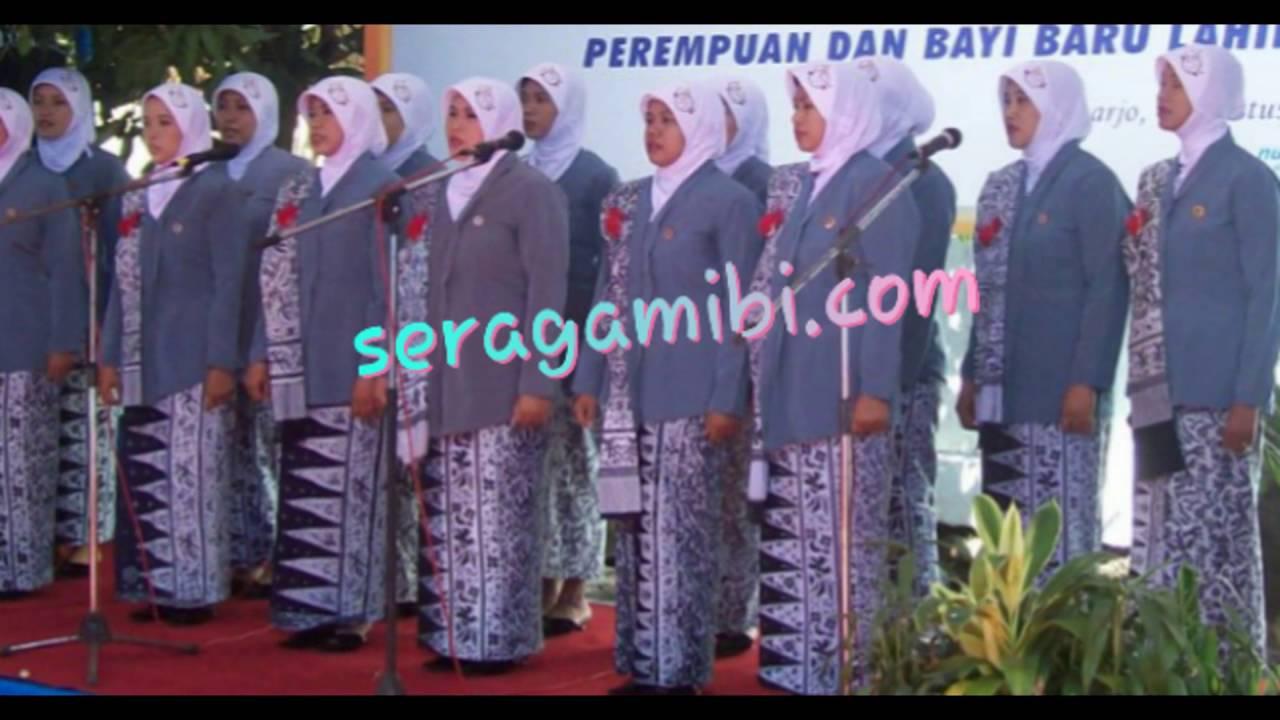 73 Koleksi Model Baju Batik Ibi Gratis