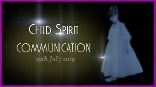 Child Spirit 29th July 2019   🎧🎧  EVP voice of spirit