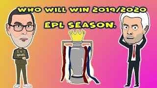 Download Who will win 2019/2020 EPL Season  Mourinho and