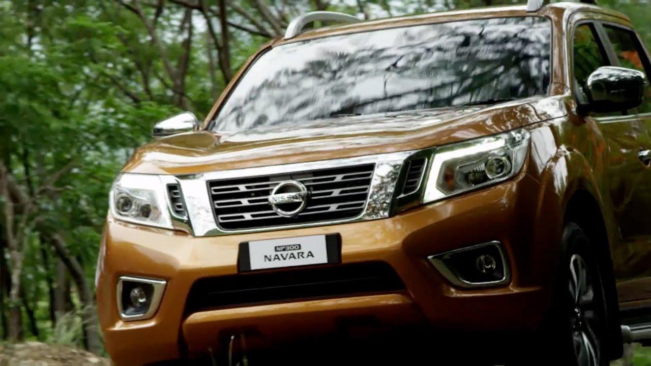 NEW 2015 Nissan Navara NP300 World Premiere - YouTube