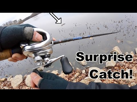 """MY BIGGEST FISH OF 2019!!! (Winter """"Crappie Fishing"""" Surprise Catch)"""