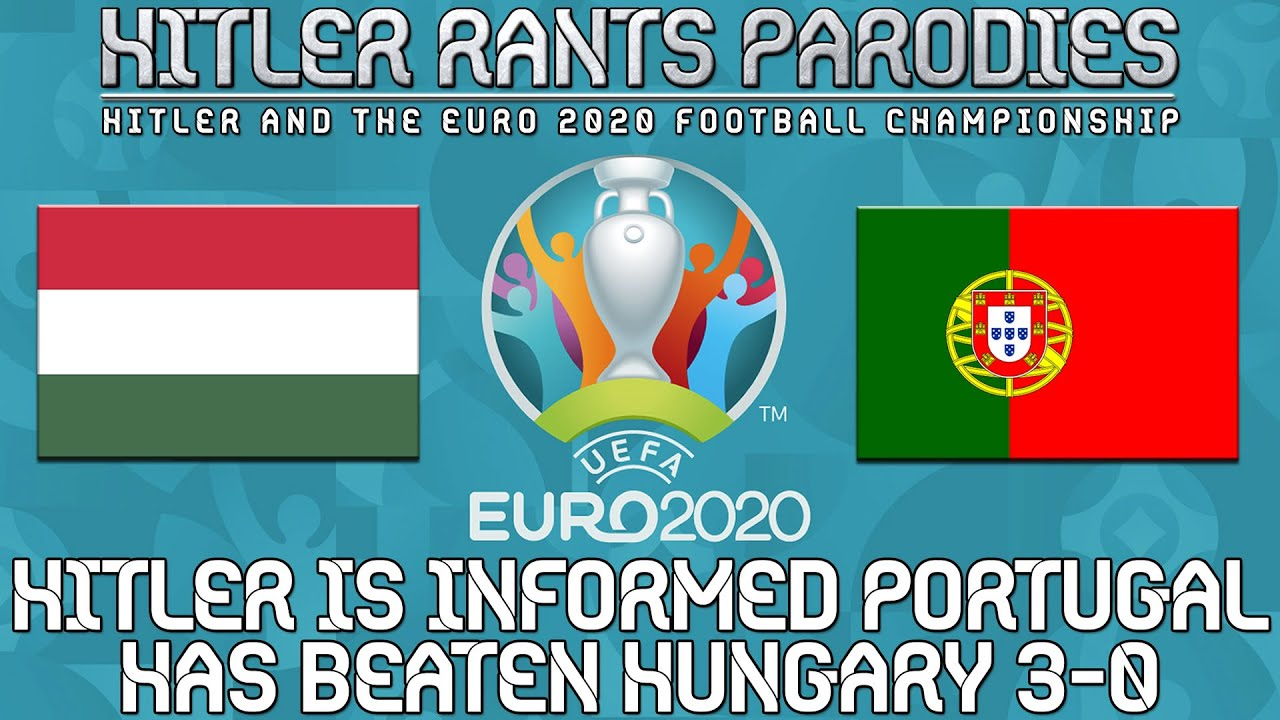 Hitler is informed Portugal has beaten Hungary 3-0