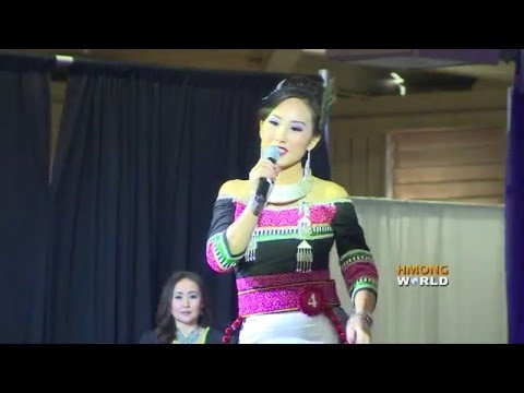 HMONGWORLD: SELF DESIGN ROUND, MISS HMONG INT