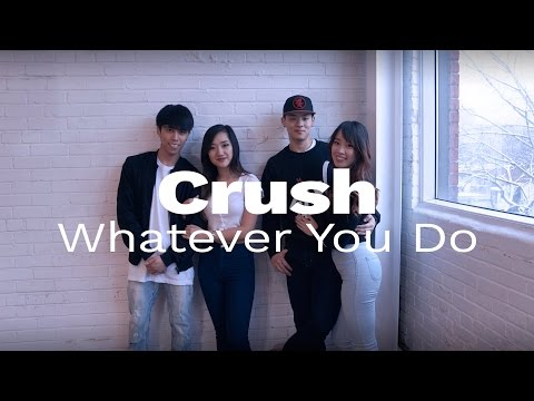 [EAST2WEST] CRUSH(크러쉬) - Whatever You Do Dance Cover - Choreography by Bucky