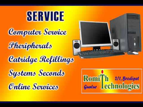 guntur net scenes - Romith Technologies - Advertisement
