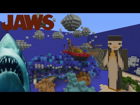 Minecraft Xbox - Hide and Seek: Jaws