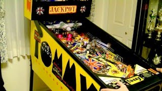 1994 DATA EAST The Who's Tommy Pinball データ イースト ザ フー トミ...