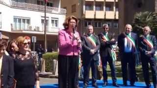 Festa della Repubblica a Viterbo alla presenza del prefetto Scolamiero