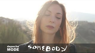 Download Depeche Mode - Somebody [Cover by Lies of Love] MP3 song and Music Video