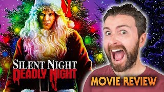 Silent Night, Deadly Night (1984) - Movie Review
