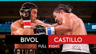 FULL FIGHT! Dmitry Bivol vs Lenin Castillo