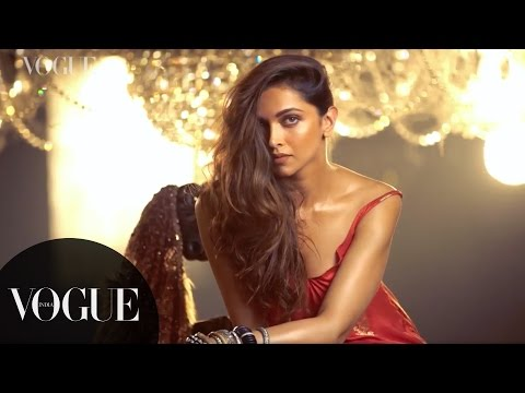 Catch Deepika Padukone Behind The Scenes Of Our November 2016 Cover Shoot