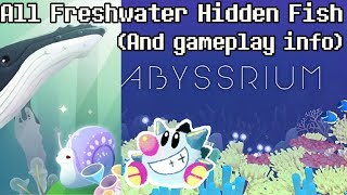 AbyssRium - Tap Tap Fish: Freshwater Update All Hidden Fish (and how to play!)
