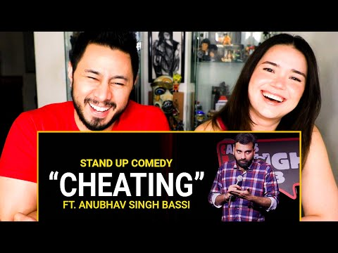 ANUBHAV SINGH BASSI | Cheating | Stand Up Comedy Reaction | Jaby Koay