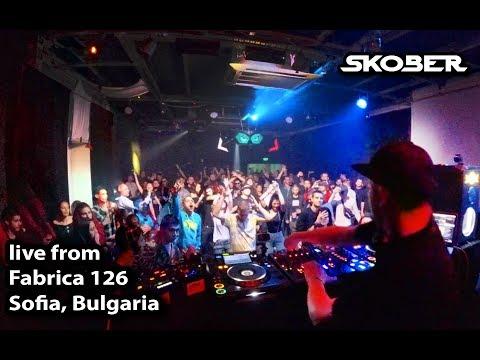 Skober live from Fabrica 126, Sofia (Bulgaria) [09-03-2018]