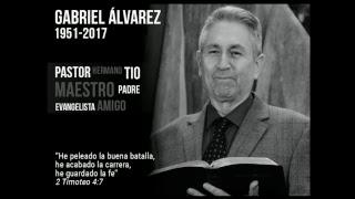 Ceremonia Funebre Hno Gabriel Álvarez 25 de Septiembre de 2017