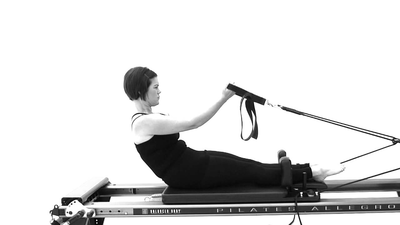 Equipment Based Pilates: Biceps Curl
