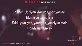 Dil diya galla karaoke by Rajesh shah