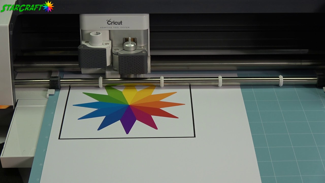 graphic regarding Starcraft Printable Vinyl named Matte Inkjet Printable Long term Adhesive Vinyl