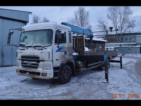 Продажа Манипулятор DongYang SS 1506 7 тонн 20 метров