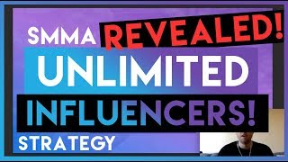 The Perfect UNLIMITED Influencers Strategy REVEALED! [Case Study] Pt.  2