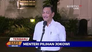 [DIALOG] Wajah Baru Menteri Kabinet Jokowi-Ma'ruf Amin