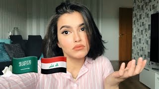 ليش أتكلم سعودي؟