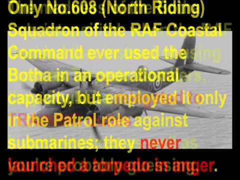 Warplane Disasters! Episode 3: The Blackburn Botha