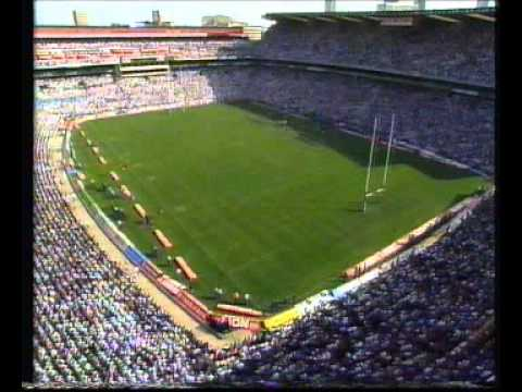 The 1992 return match - Teams, Anthems and Haka