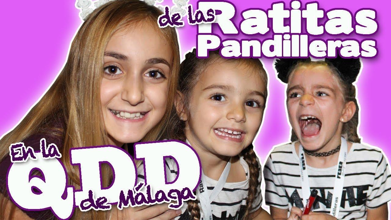 Ratitas Pandilleras E Itarte Vlogs Quedada En Málaga Silvia Sánchez Youtube