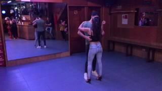 """Lionel y Debby: Taller de bachata // """"Imitadora-Romeo Santos"""""""