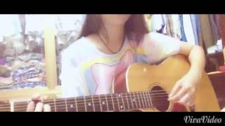 Vâng Anh Đi Đi - Bích Phương Idol - Guitar Cover^^