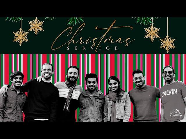 Christmas Service 2020 | Folj Church