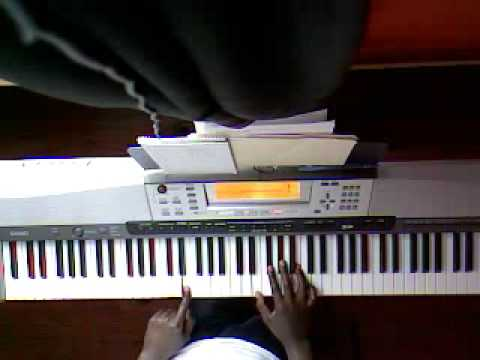 Nobody Greater Vashawn Mitchell Piano Tutorial 4parts Youtube