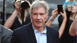 Harrison Ford Reacts To Carrie Fisher's Emergency