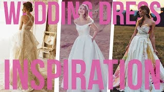 Our FAVOURITE Wedding Dress Styles!
