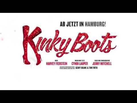 KINKY BOOTS - Szenen aus dem Musical