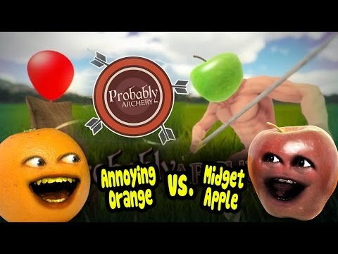 Midget Apple - Probably Archery w/ Annoying Orange