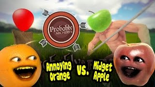 Midget Apple - Probably Archery w/ Annoying Orange thumbnail