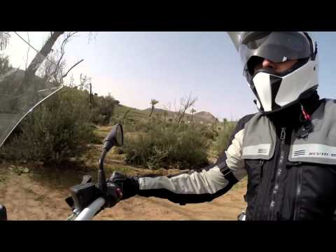 Morocco motorbike adventure - Bmw Gs 1200 Lc