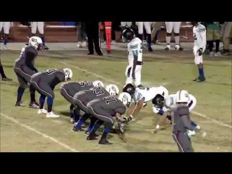 Woodside vs Heritage Football Game 2016