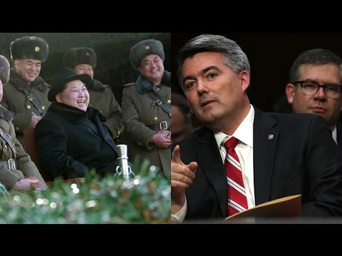 North Korea is so mad at Cory Gardner; Next with Kyle Clark full show (5/8/17)