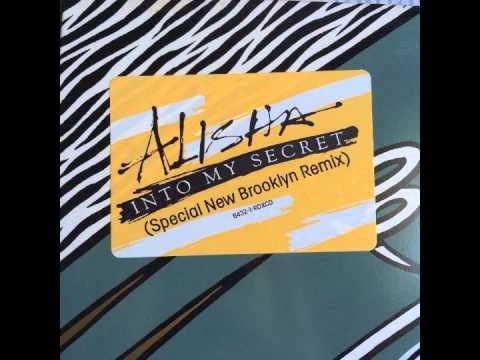 Alisha - Into My Secret (Special New Brooklyn Remix) 1987