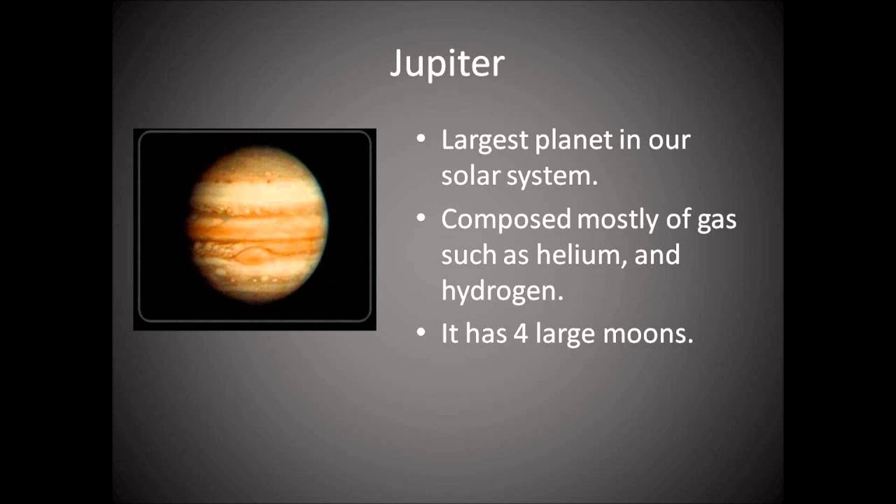 Nine Planets Song Solar System Youtube