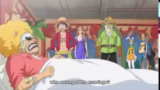 One Piece Episode 765 - Pekoms Talks About Germa 66 ! + Preview Ep 766 ENG SUB